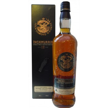 Inchmurrin 12 Year Old Single Malt Whisky