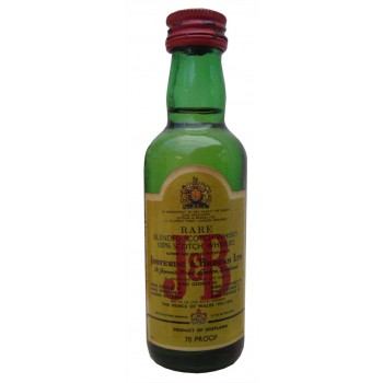 J&B Rare 70 Proof Miniature