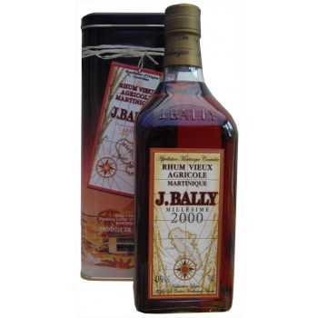 J Bally 2000 Martinique Rhum