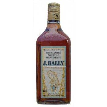 J Bally Rhum Ambre Martinique Rum