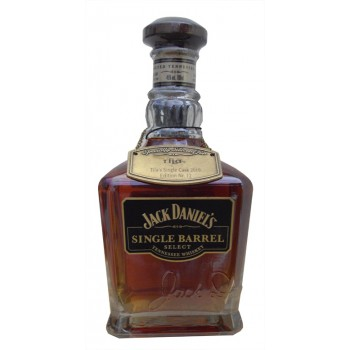 Jack Daniels Single Barrel Whiskey