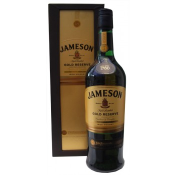 Jameson Gold Reserve Irish Blended Whiskey