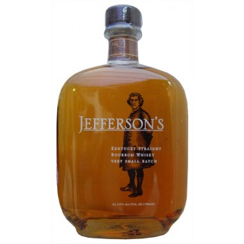 Jefferson's Small Batch Straight Bourbon