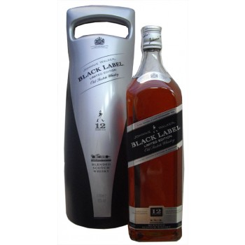Johnnie Walker Black label 1 Litre McLaren Formula One Case