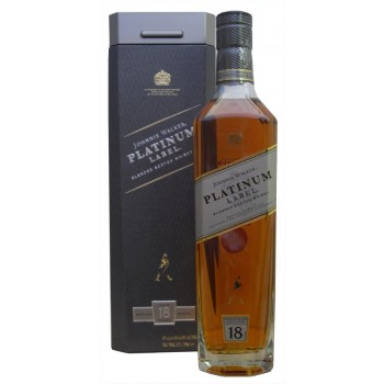 Johnnie Walker Platinum 18 Year Old