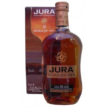 Jura 16 Year Old Single Malt Whisky