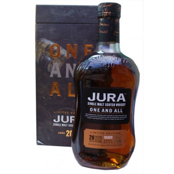 Jura 20 Year Old One And All Single Malt Whisky