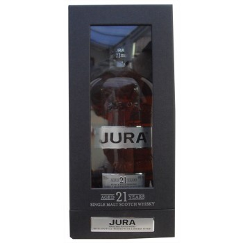 Jura 21 Year Old Single Malt Whisky