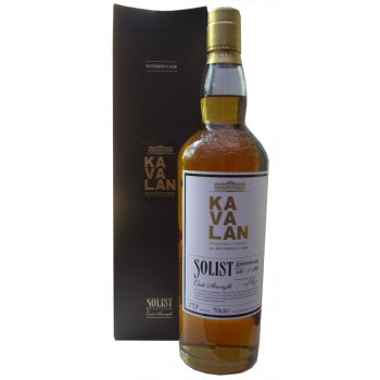 Kavalan Solist Bourbon Single Cask Single Malt Whisky