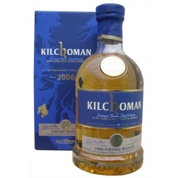Kilchoman 2006 5 Year Old Single Malt Whisky