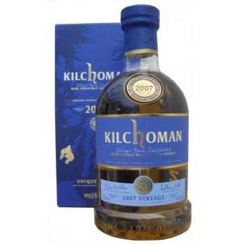 Kilchoman 2007 Single Malt Whisky
