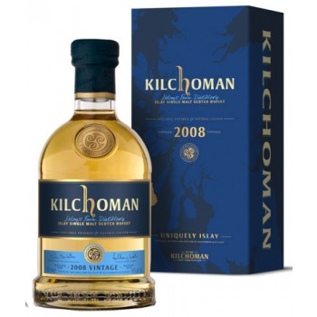 Kilchoman 2008 Vintage Single Malt Whisky