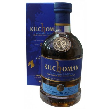 Kilchoman 2009 8 Year Old Single Malt Whisky
