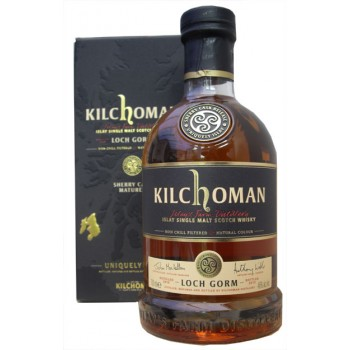Kilchoman Loch Gorm 2015 Bottling Single Malt Whisky