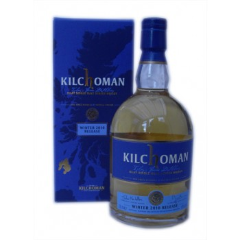 Kilchoman 2010 Winter Release Single Malt Whisky