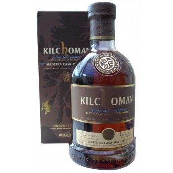 Kilchoman Madeira Cask Single Malt Whisky