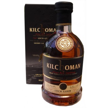 Kilchoman Loch Gorm 2016 Release Single Malt Whisky