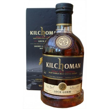 Kilchoman Loch Gorm 2018 Edition Single Malt whisky