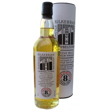 Kilkerran 8 Year Old Cask Strength Single Malt Whisky
