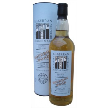 Kilkerran Bourbon Wood Single Malt Whisky