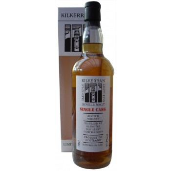 Kilkerran Calvados Cask Strength Single Cask Single Malt Whisky