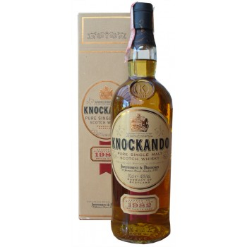 Knockando 1982 Single Malt Whisky