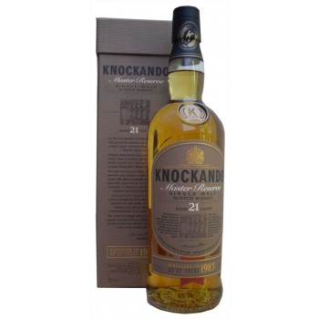Knockando 1983 21 Year Old Single Malt Whisky