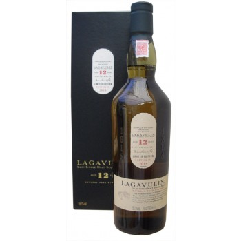 Lagavulin 12 Year Old 2013 Release Single Malt Whisky