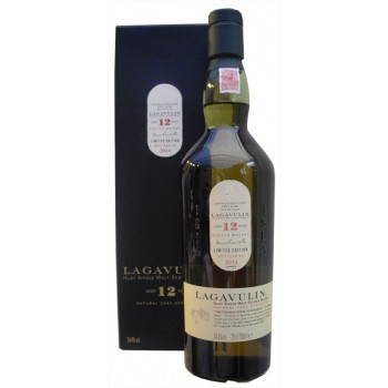 Lagavulin 12 Year Old 2014 Release Single Malt Whisky