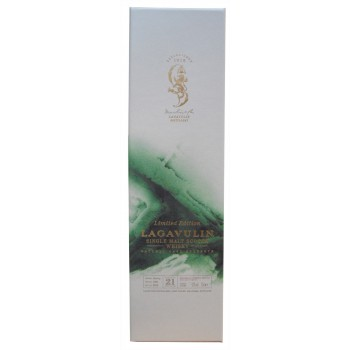 Lagavulin 1991 21 Year Old 2012 Release Single Malt Whisky