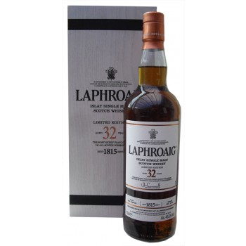 Laphroaig 32 Year Old Single Malt Whisky