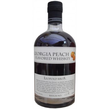 Leopold Georgia Peach Flavoured Whiskey