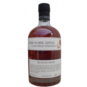 Leopold New York Apple Flavoured Whiskey