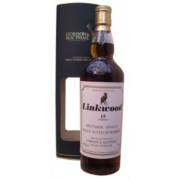 Linkwood 15 Year Old Single Malt Whisky