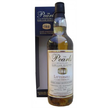 Littlemill 1988 Single Cask Single Malt Whisky