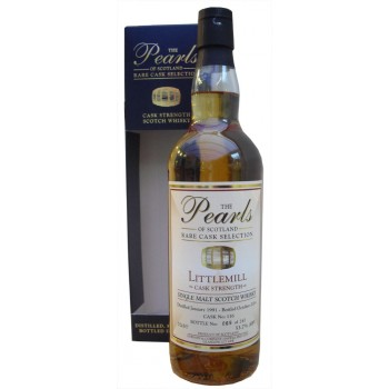 Littlemill 1991 Single Cask Single Malt Whisky