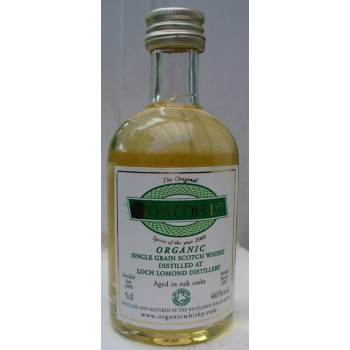 Loch Lomond 2000 5cl Da Mihle Organic Single Grain Whisky