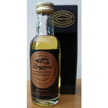 Longrow Peated 5cl Single Malt Whisky