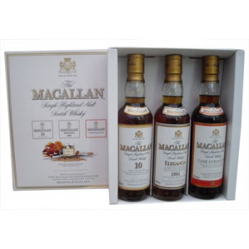 Macallan Gift Set Single Malt Whiskies