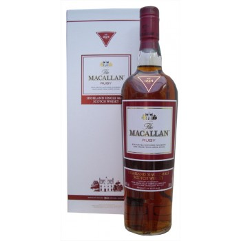 Macallan 1824 Ruby Single Malt Whisky