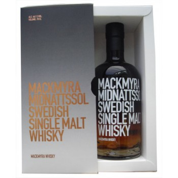 Mackmyra Midnattssol Single Malt Whisky