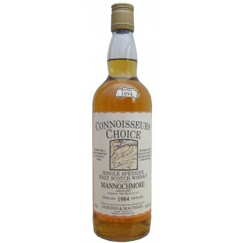 Mannochmore 1984 Single Malt Whisky