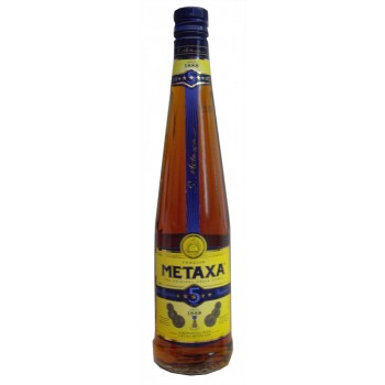Metaxa 5 Star Greek Brandy