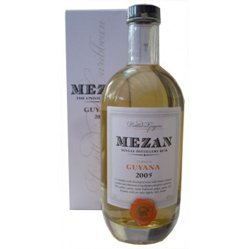 Mezan Guyana Diamond Distillery 2005 Rum