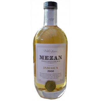 Mezan Long Pond Distillery 2000 Jamaican Rum
