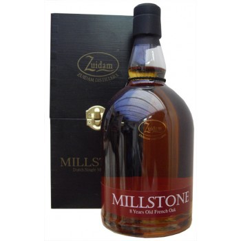 Millstone 8 Year Old French Oak Single Malt Whisky