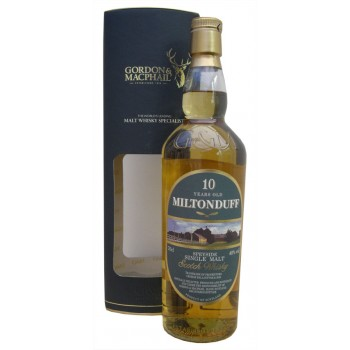 Miltonduff 10 Year Old Single Malt Whisky