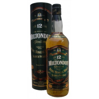 Miltonduff 12 Year Old Single Malt Whisky