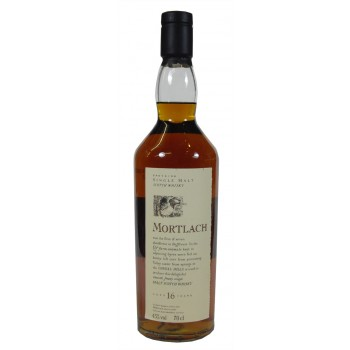 Mortlach 16 Year Old Flora & Fauna Series Single Malt Whisky