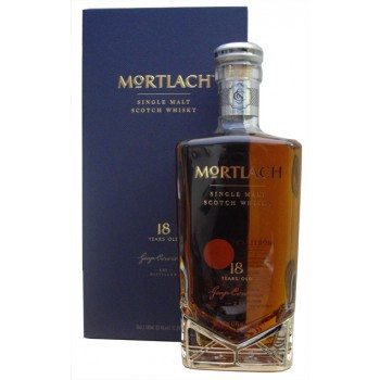 Mortlach 18 Year Old Single Malt Whisky